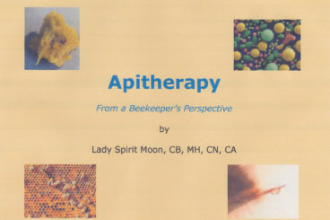 Apitherapy Book